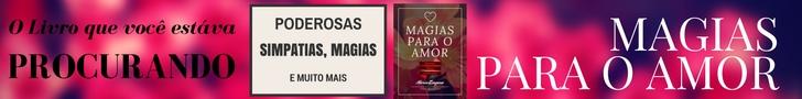 magias para o amor